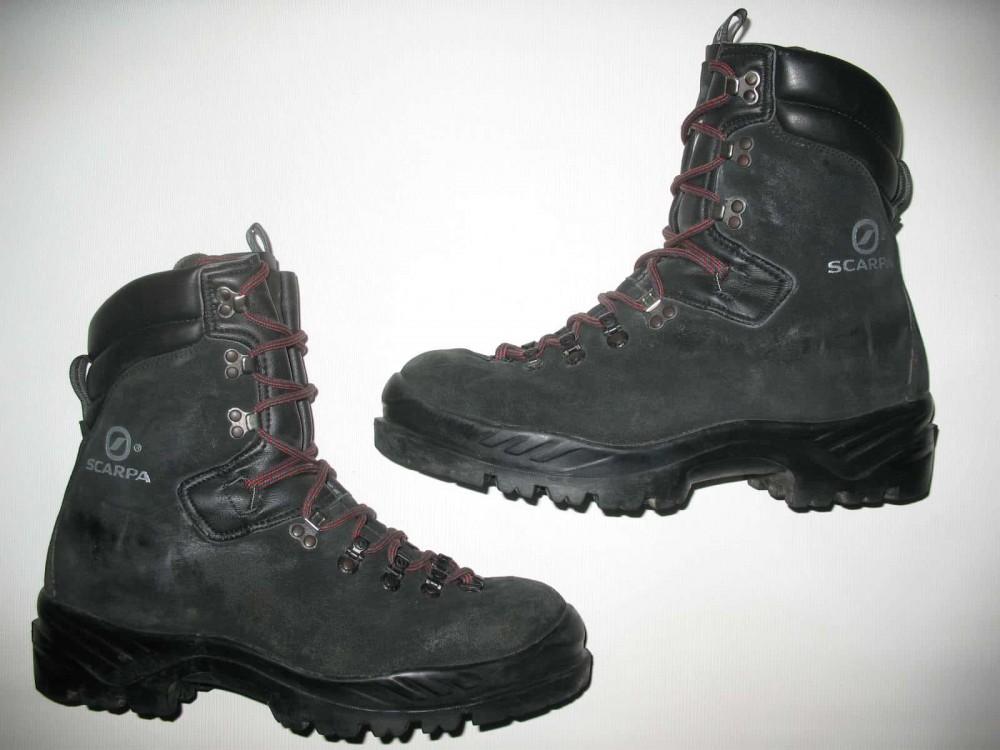 Ботинки SCARPA fuego boots (размер EU47(на стопу 300mm)) - 2