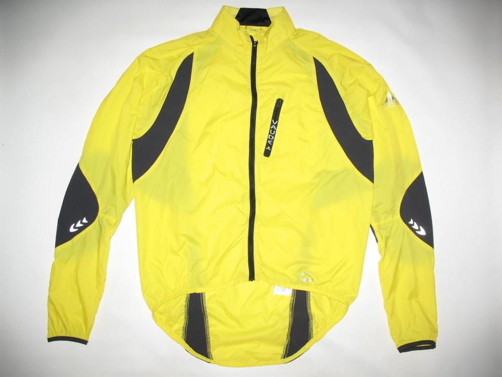 Куртка VAUDE ultralight cycling jacket (размер L) - 1