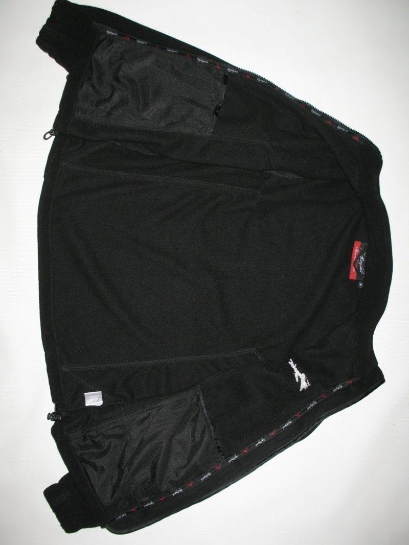 Кофта TOM BERGSTEIN fleece lady  (размер M) - 8