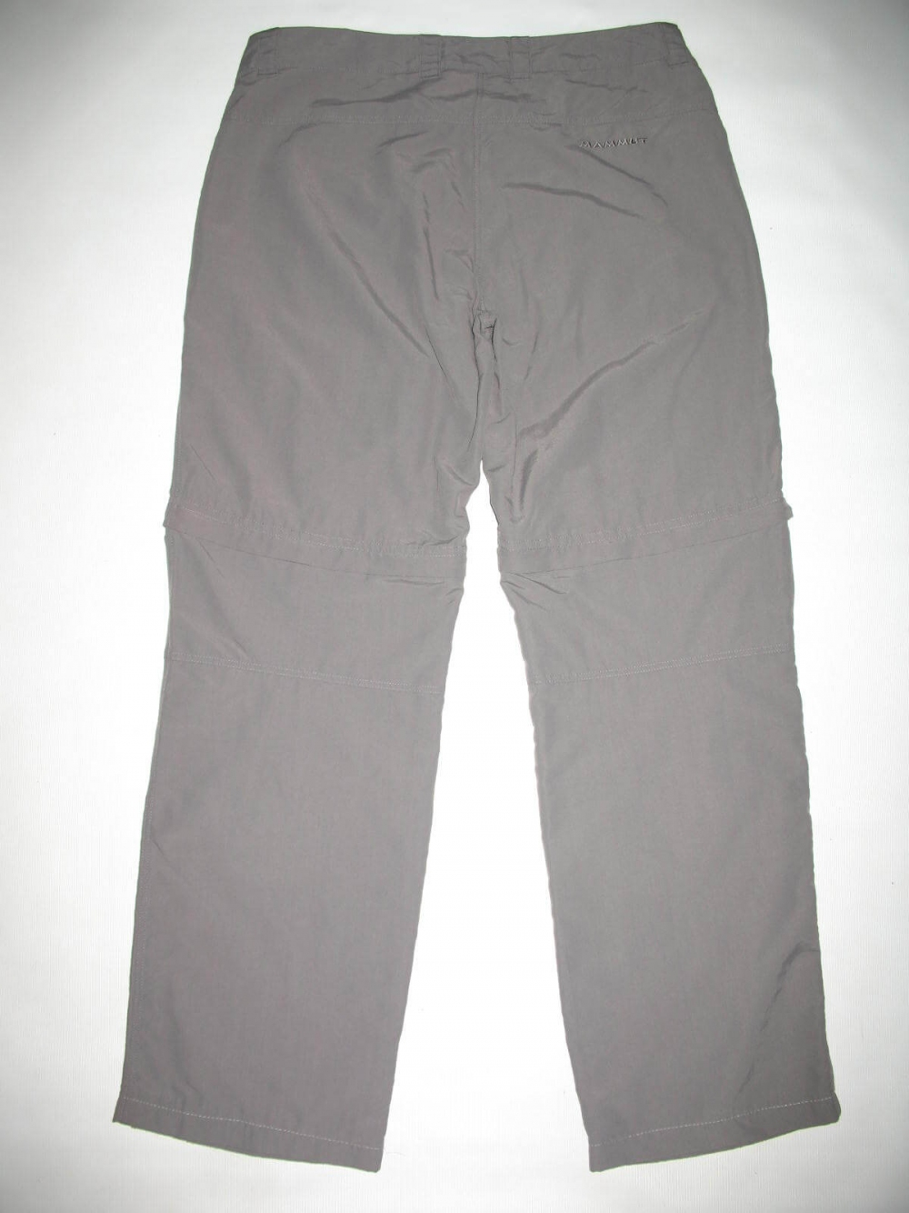 Штаны MAMMUT Zip Off pants lady (размер 40-L/M) - 1