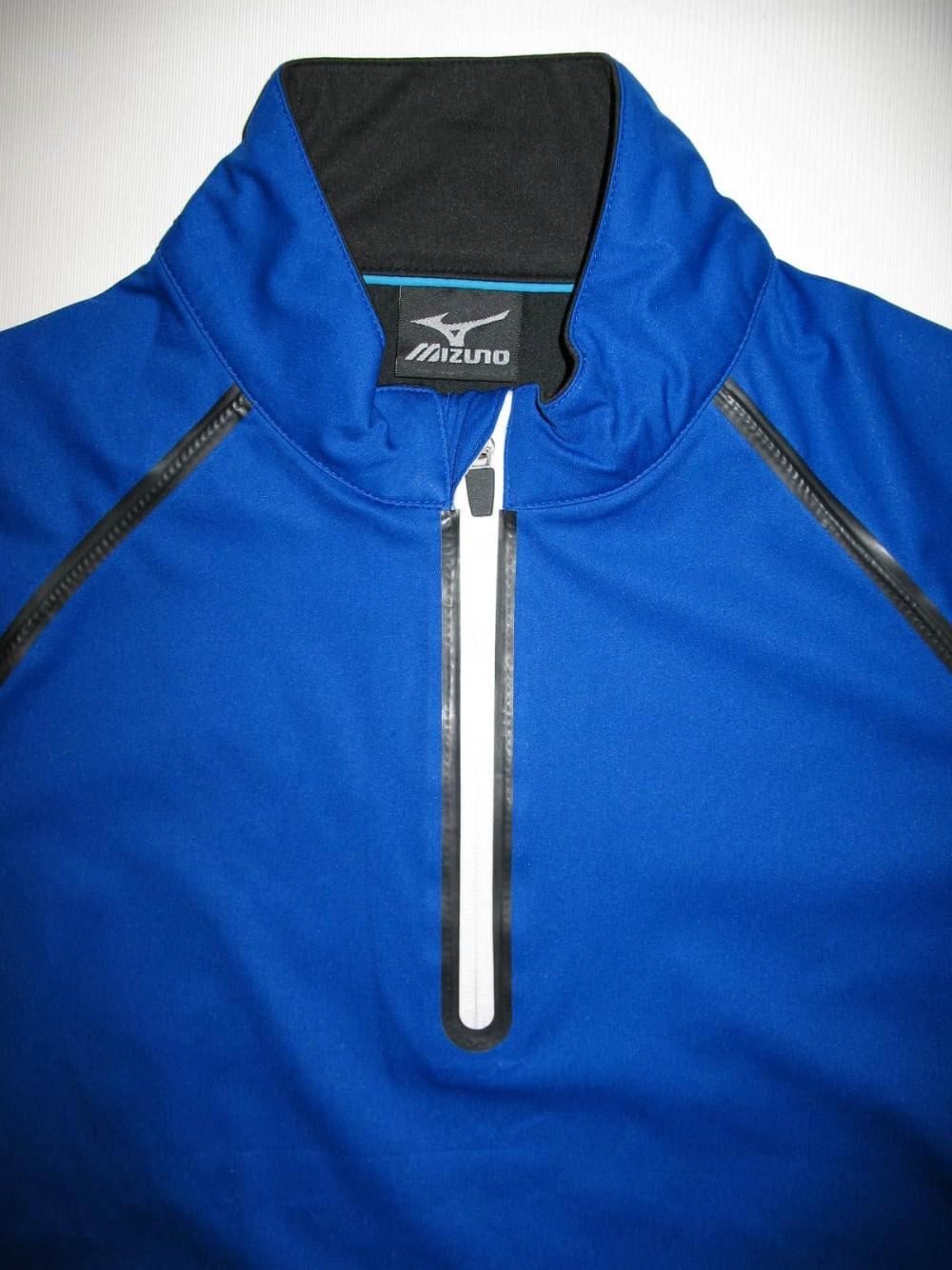 Куртка MIZUNO impermalite flex short sleeve rain jacket (размер XL/XXL) - 2