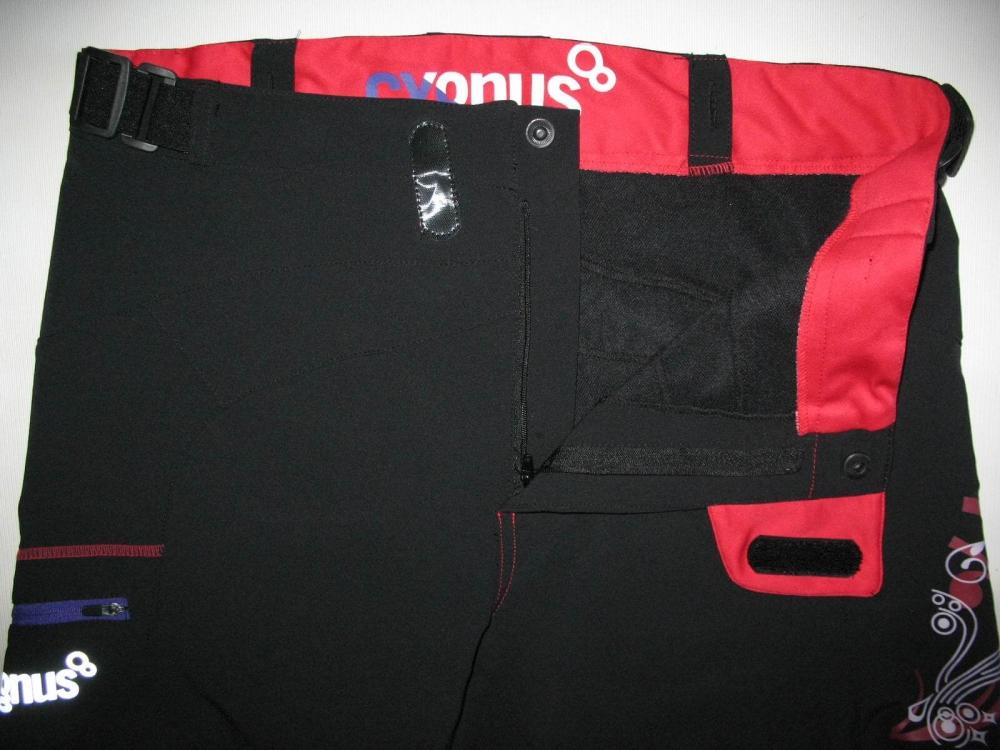 Велошорты CYGNUS bike shorts lady (размер М) - 4