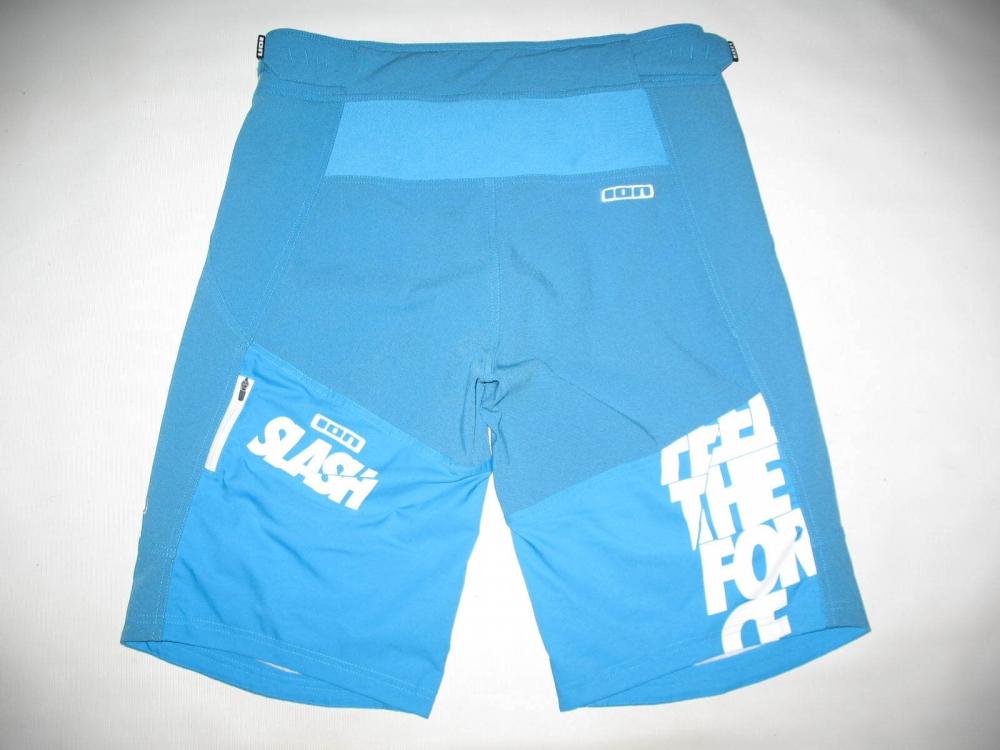 Шорты ION slash series DH shorts (размер 36/XL) - 1