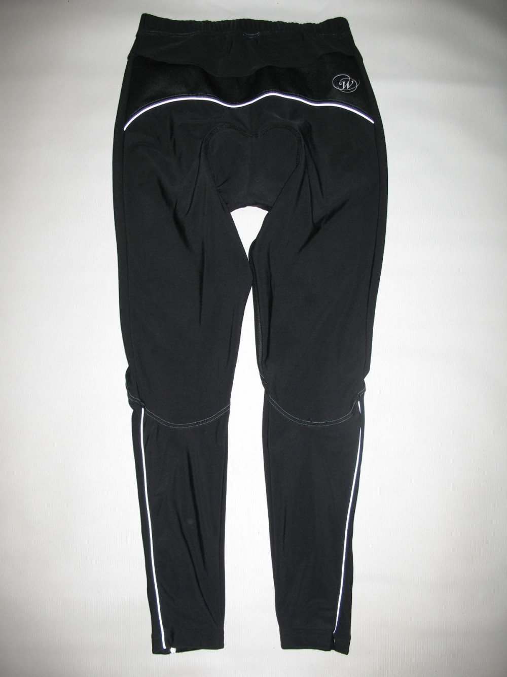 Велобрюки BTWIN collant sport thermal pants lady (размер L/M) - 2