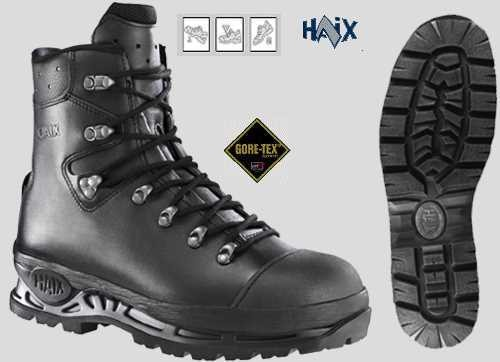 Ботинки HAIX trekker pro boots (размер UK8,5/US9,5/EU43(на стопу до 285 mm)) - 1