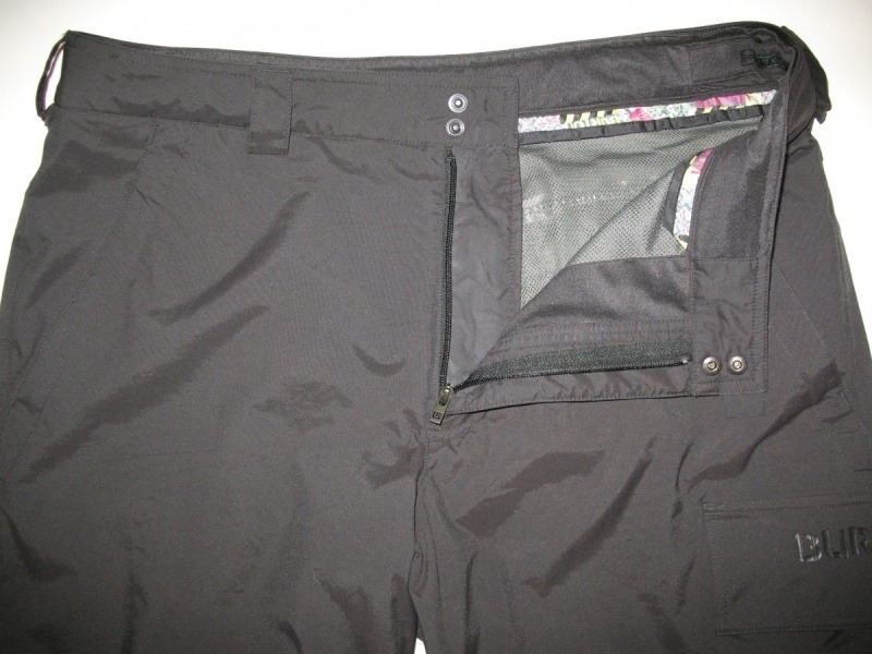Штаны  BURTON poacher pants  (размер XL) - 9