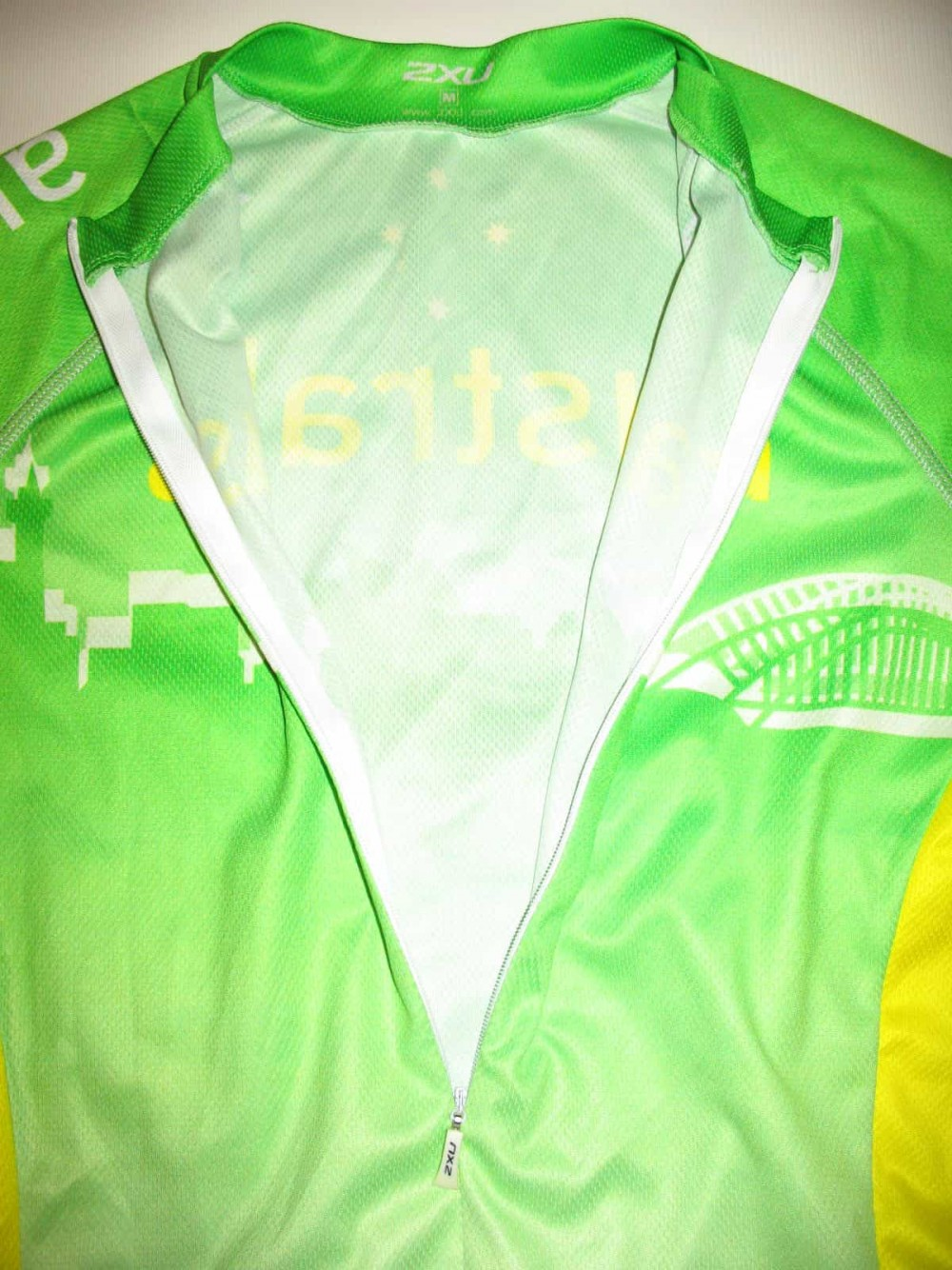 Веломайка 2XU australia cycling jersey lady (размер M) - 3