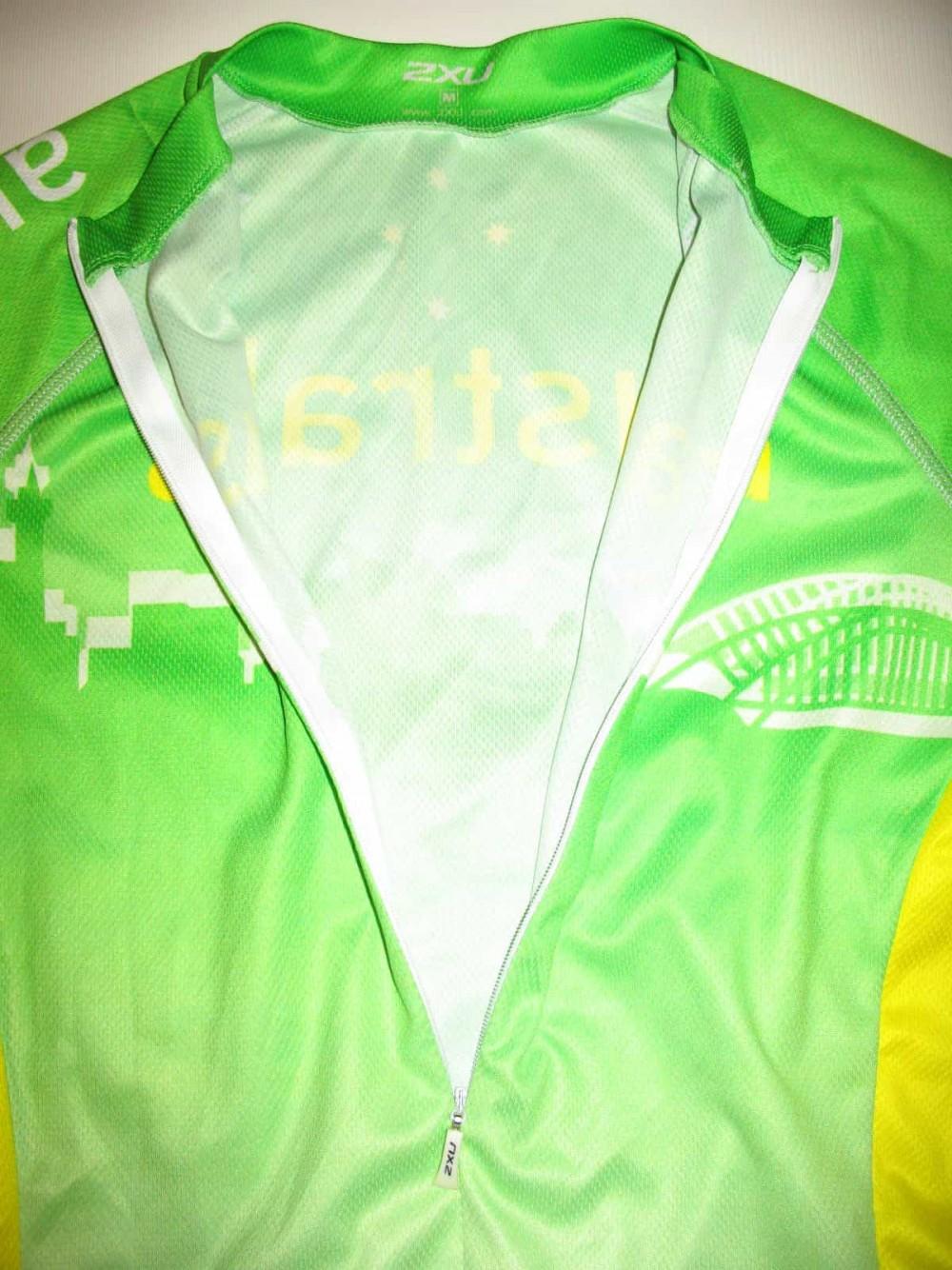 Веломайка 2XU australia cycling jersey lady (размер M) - 3