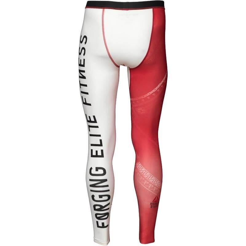 Штаны REEBOK crossFit PWR5 compression training tight leggings (размер M/S) - 1