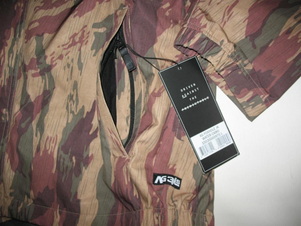 Куртка ANALOG foxhole jacket (размер L) - 7