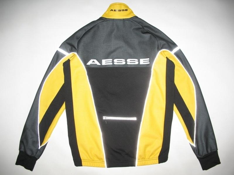 Велокуртка AESSE windstopper bike jacket (размер L/M) - 1