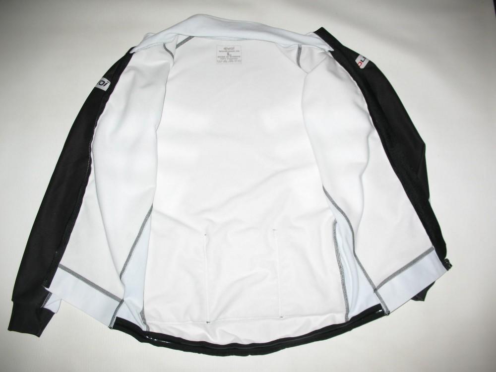 Велокуртка EKOI perfolinea cycling jacket (размер L) - 5