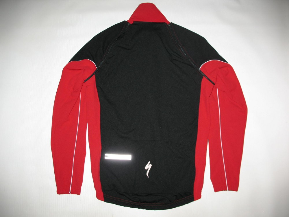 Велокуртка SPECIALIZED 2in1 windstopper cycling jacket (размер L(реально M/S) - 2