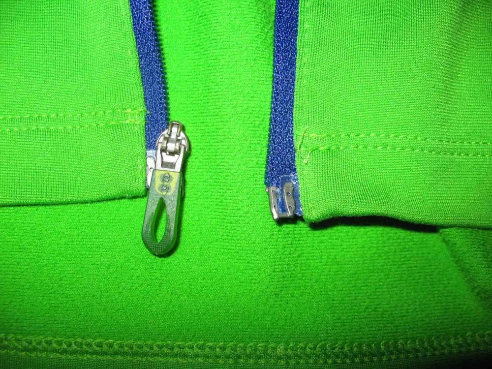 Кофта SALOMON fleece jacket (размер XL) - 5