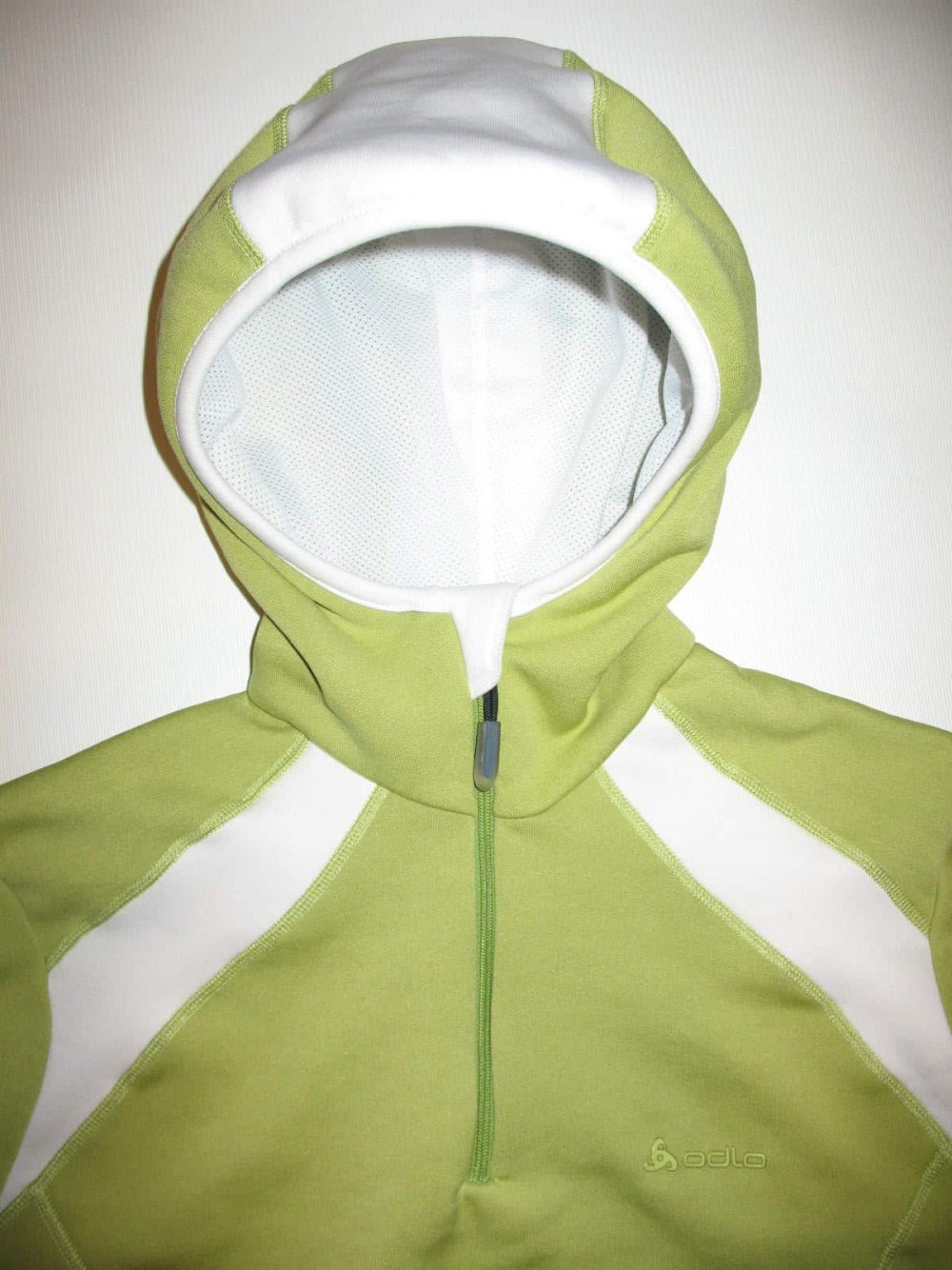 Кофта ODLO fleece hoodies jersey lady (размер S) - 1
