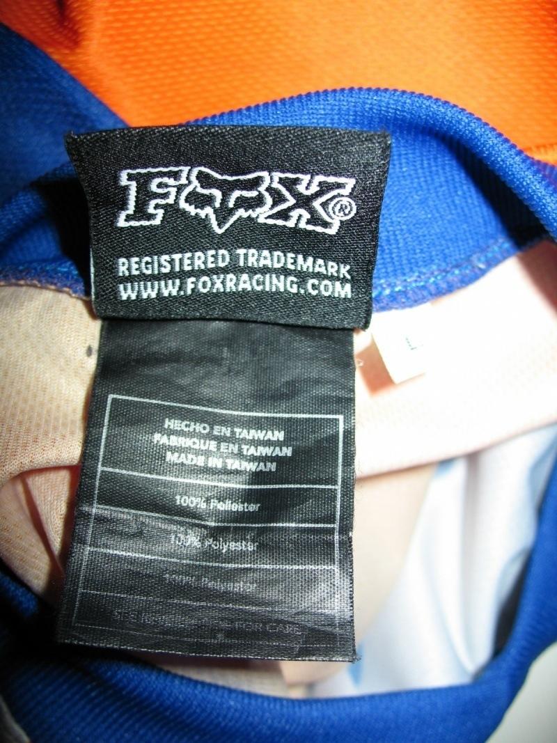 Футболка FOX racing (размер LXL) - 2