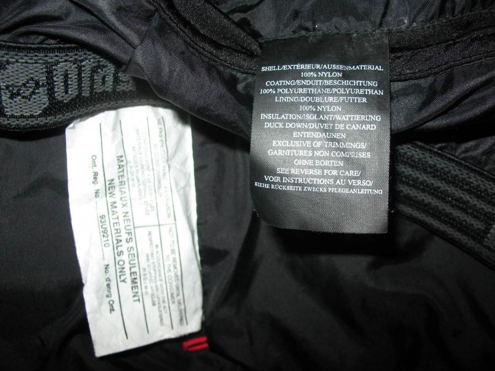 Куртка ORAGE ski down jacket lady (размер M) - 12