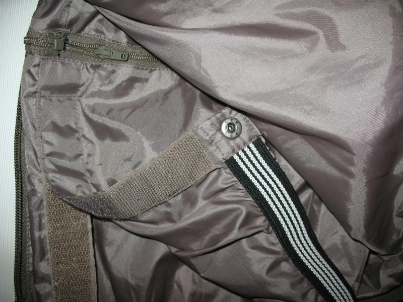 Штаны  SALEWA  weatherproof pant  (размер 50-L) - 10