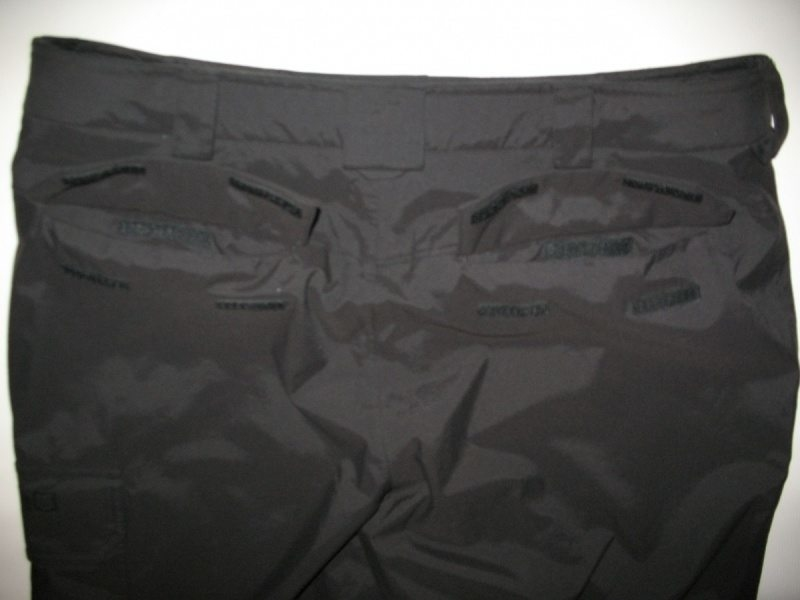Штаны  BURTON poacher pants  (размер XL) - 11