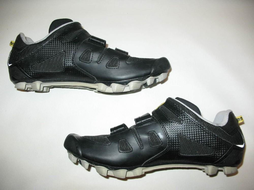 Велотуфли MAVIC rush mtb shoes (размер US9/UK9,5/EU43,5(на стопу до 275 mm)) - 4