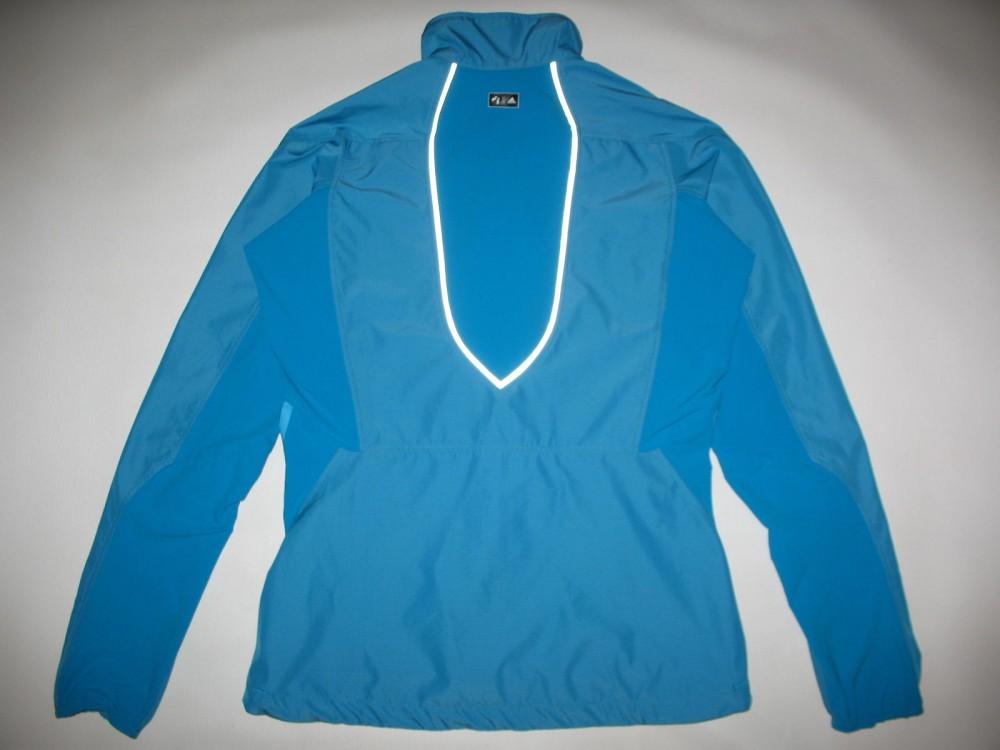 Куртка ADIDAS terrex hybrid windstopper jacket lady (размер 12-L/M) - 1