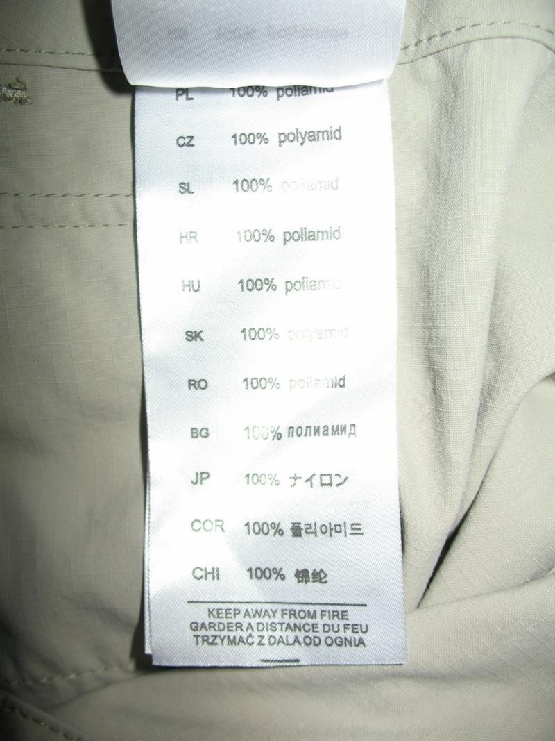 Штаны SALEWA nola dry 3/4 pants lady (размер XXL/XL) - 9