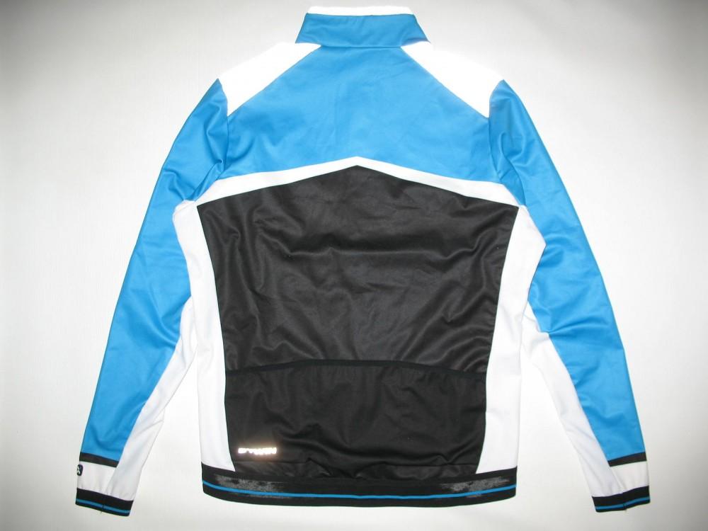 Велокуртка B'TWIN windblock 500 bike jacket (размер 52-54/L-XL) - 1