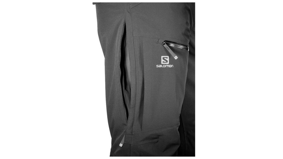 Штаны SALOMON chill out bib pant (размер XXL) - 2