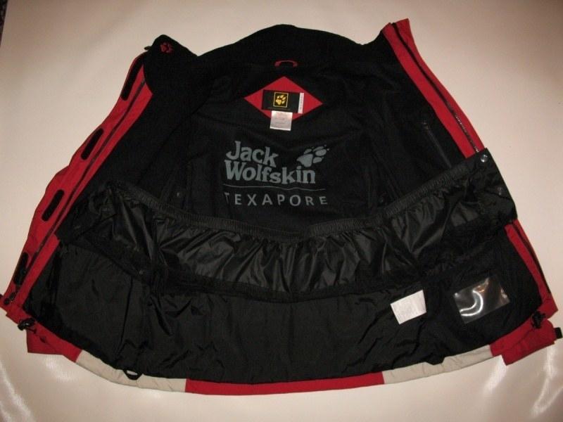 Куртка JACK WOLFSKIN TEXAPORE lady  (размер S/М) - 9