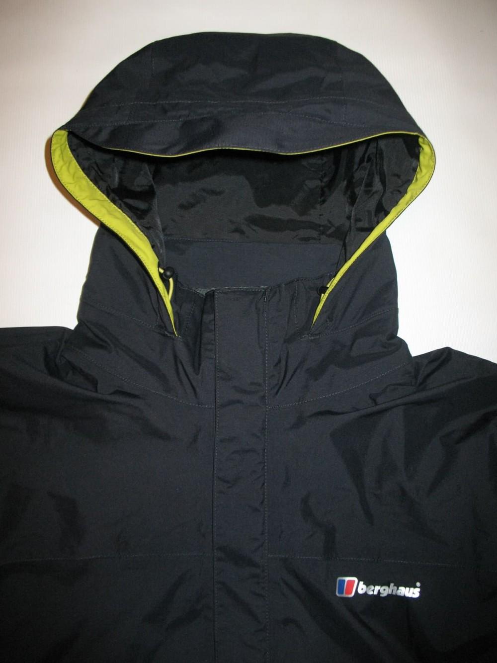 Куртка BERGHAUS aq2 waterproof jacket (размер L) - 6