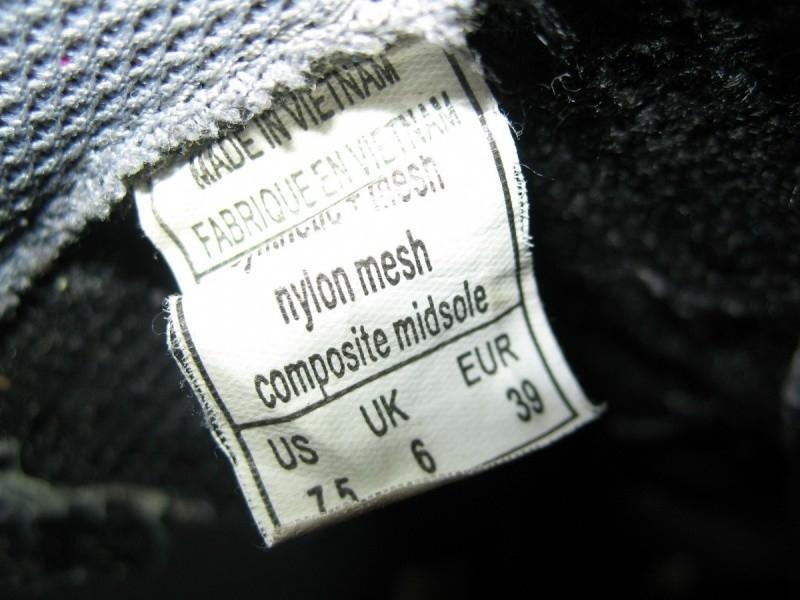 Велообувь SCOTT Trail Lady  (размер EU39/UK6/US7, 5(250mm)) - 12