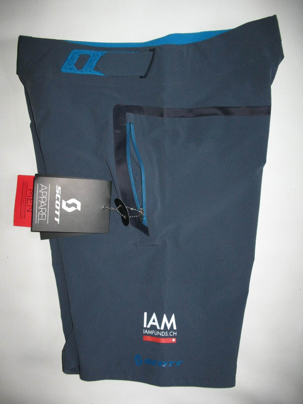Велошорты SCOTT Trail MTN 10 cycling shorts (размер S) - 5