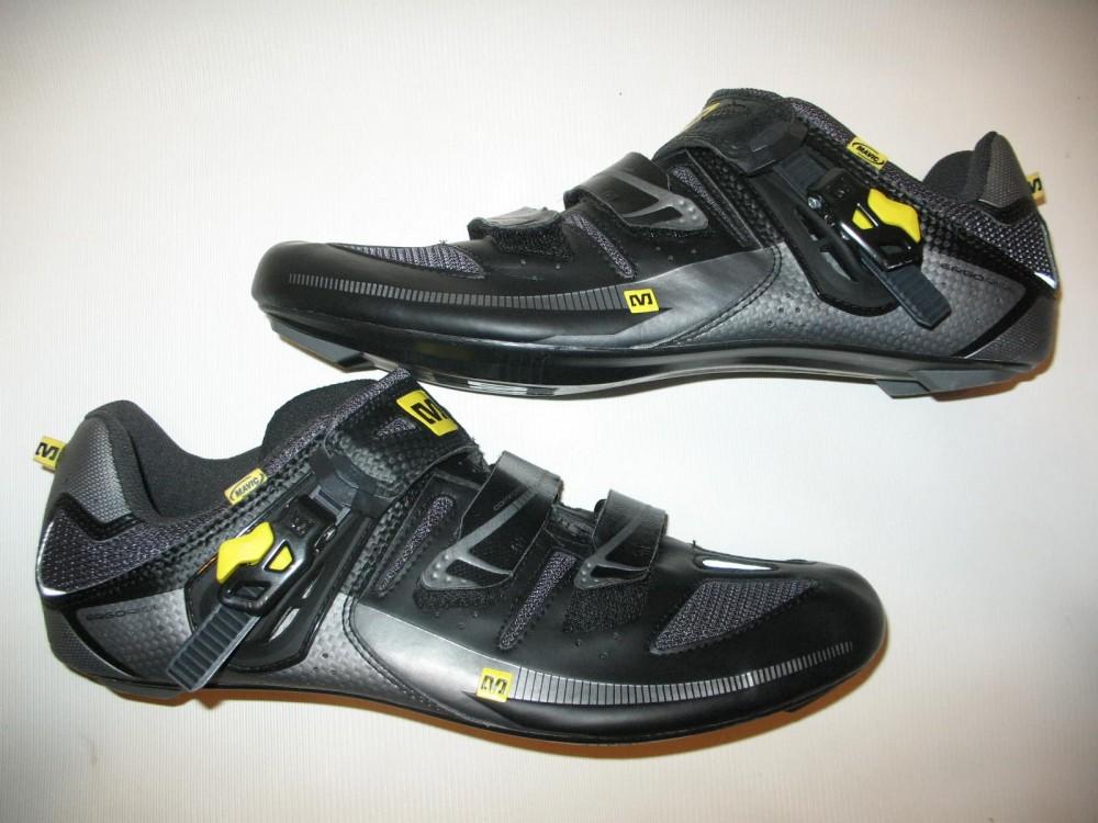 Велотуфли MAVIC avenir road cycling shoes (размер UK11/US11.5/EU46(на стопу до 295 mm)) - 5