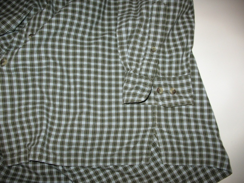 Рубашка AIGLE shirt  (размер L) - 2