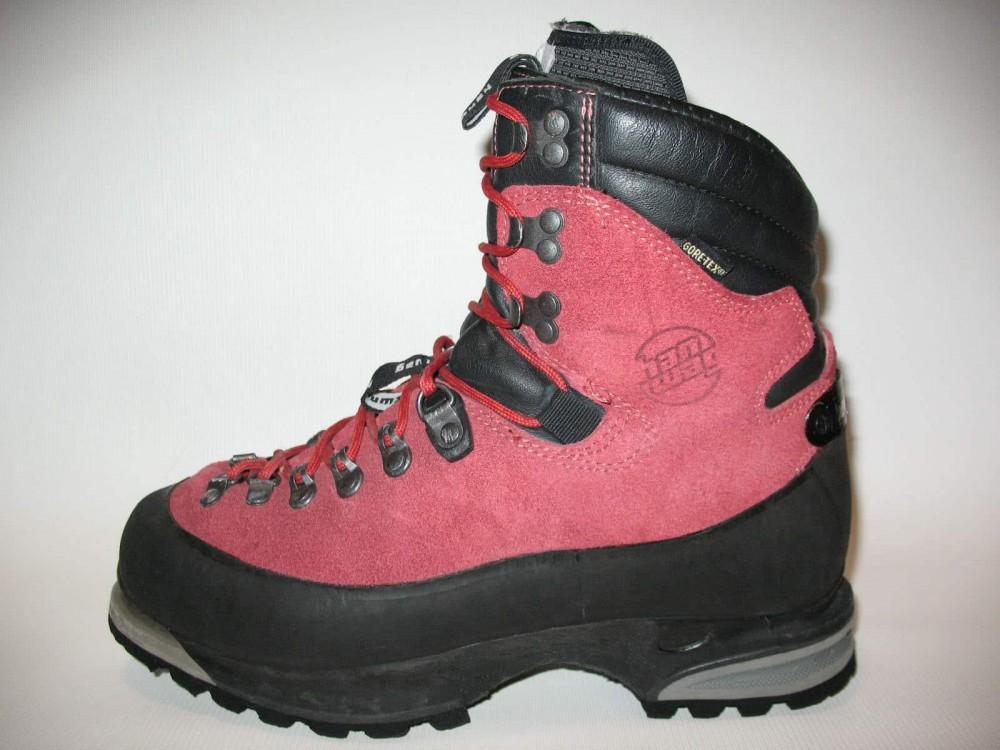 Ботинки HANWAG omega GTX boots (размер UK7,5/EU41,5(на стопу до 265mm)) - 2