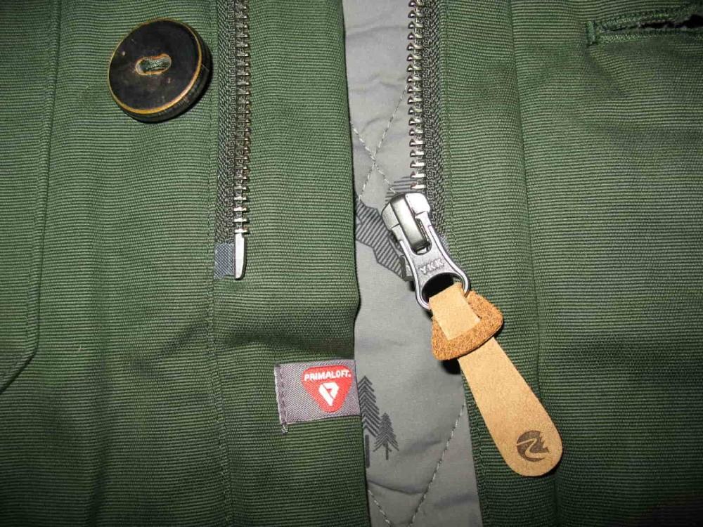 Куртка MALOJA halifax primaloft jacket (размер L) - 8