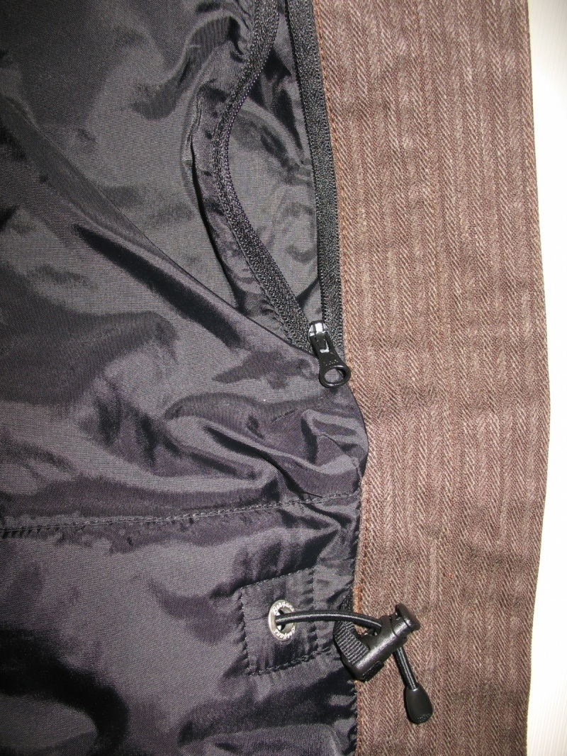 Куртка BERGANS  of norway Granite Insulated Parka lady   (размер L/M) - 10