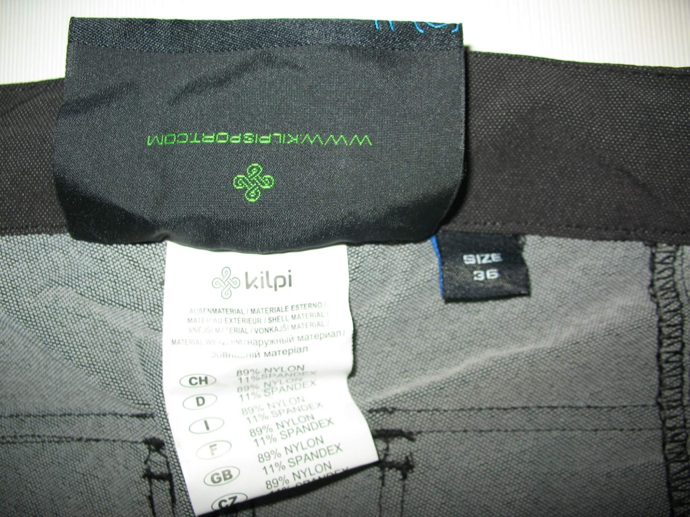 Шорты KILPI siberium src sb shorts lady (размер 36/S) - 8