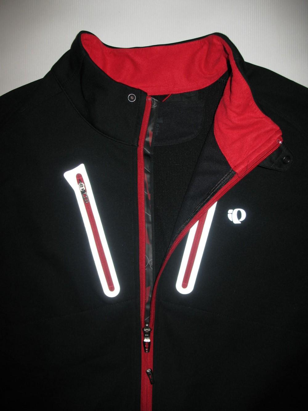 Велокуртка PEARL IZUMI pro softshell jacket (размер XXL) - 6