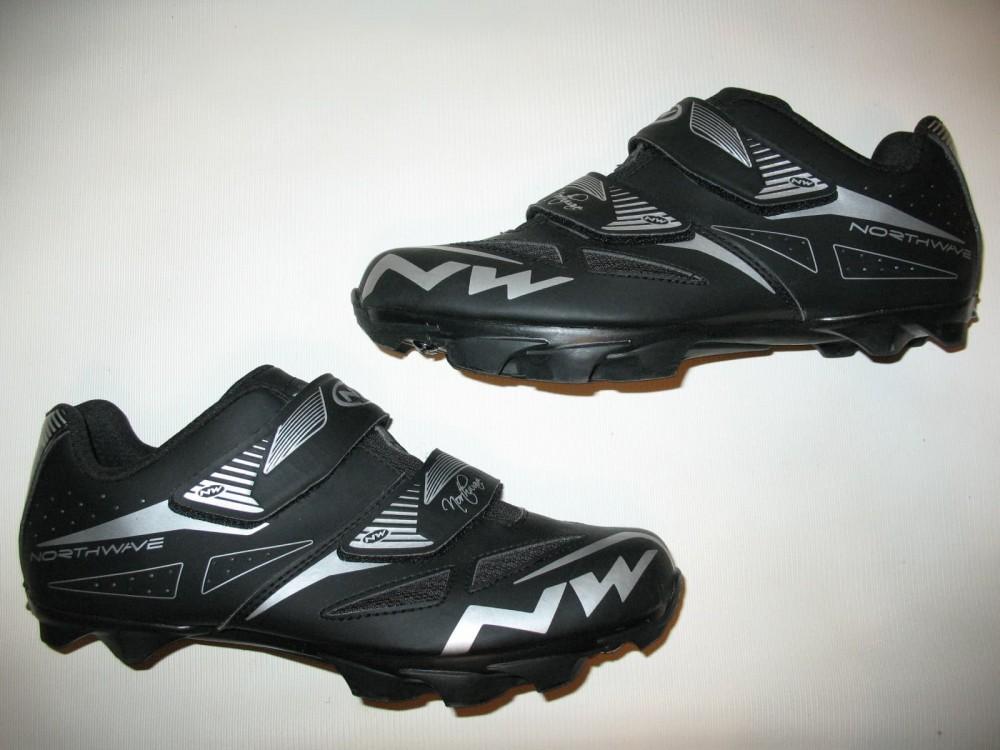 Велотуфли NORTHWAVE elisir evo cyclng shoes (размер UK7.5/US8.5/EU41(на стопу до 265 mm)) - 3