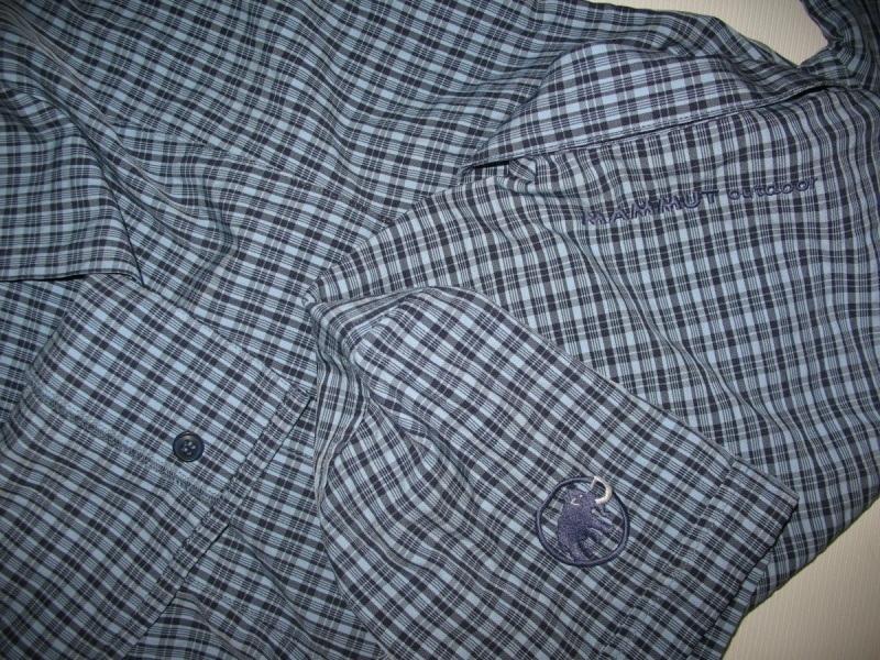 Рубашка MAMMUT shirts lady (размер S) - 3