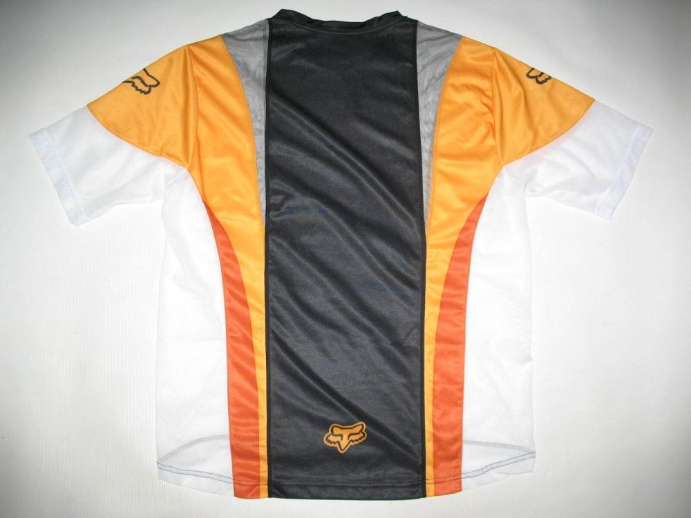 Веломайка FOX racing DH1 jersey (размер S/M) - 1