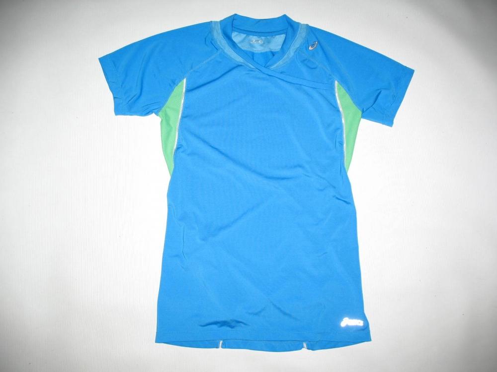 Футболка ASICS running t-shirts lady (размер S) - 3