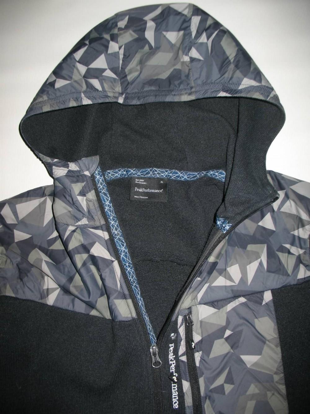 Кофта PEAK PERFOMANCE tebulos fleece hoody (размер XL) - 2