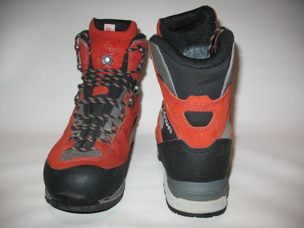 Ботинки LOWA Terek GTX boots (размер US10,5/UK9,5/EU44(на стопу до 283mm)) - 4