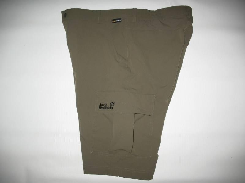 Шорты JACK WOLFSKIN Activate Shorts (размер 52-L/XL) - 4