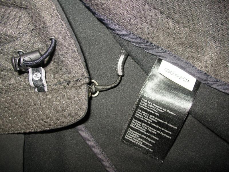 Жилет MARMOT approach vest  (размер XXL) - 9