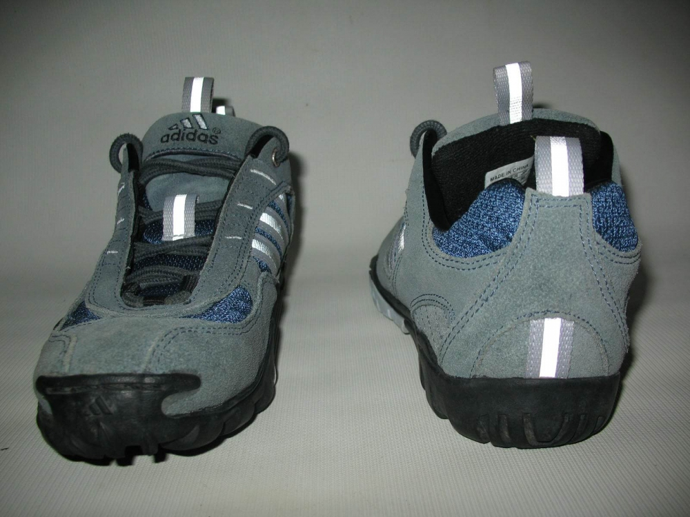 Велотуфли ADIDAS cycling shoes lady (размер UK6/US6,5/EU39(на стопу до 245mm)) - 4