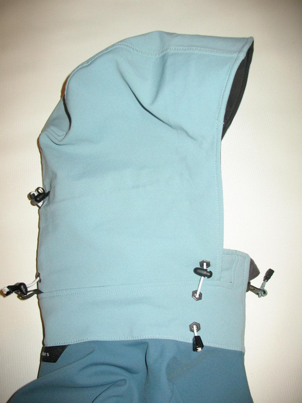 Куртка HAGLOFS jaw softshell jacket lady (размер M) - 11
