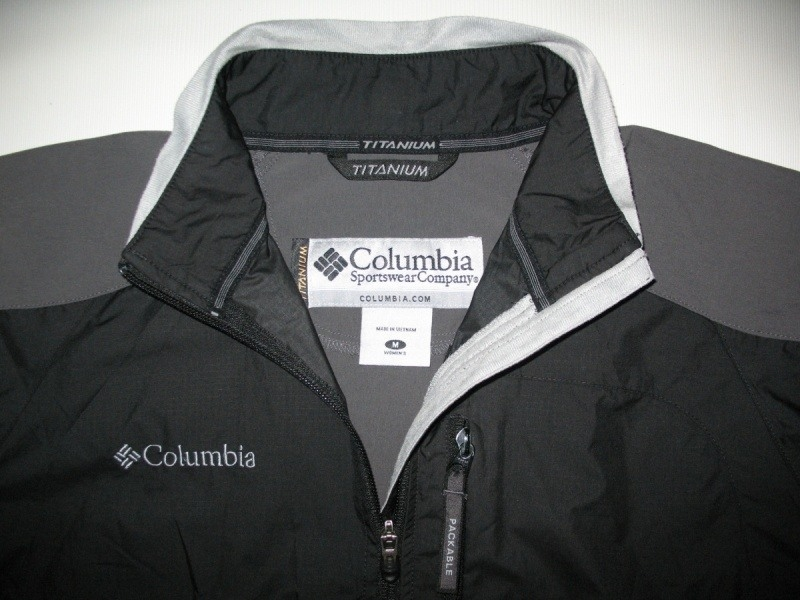 Куртка COLUMBIA Mt. Logan Jacket lady (размер M) - 6